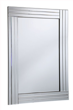 "Elegant MR-3041 - Modern Mirror 27.6""x39.4""H CL"