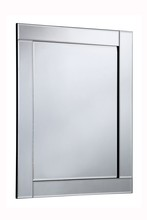 "Elegant MR-3045 - Modern Mirror 27.6""x39.4""H CL"