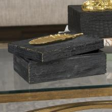 Uttermost 20060 - Uttermost Gold Leaf Box