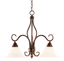 Savoy House KP-100-3-91 - Bryce 3 Light Chandelier