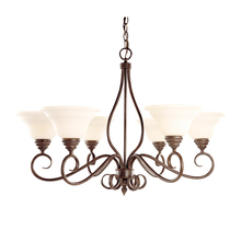 Savoy House KP-104-6-91 - Bryce 6 Light Chandelier