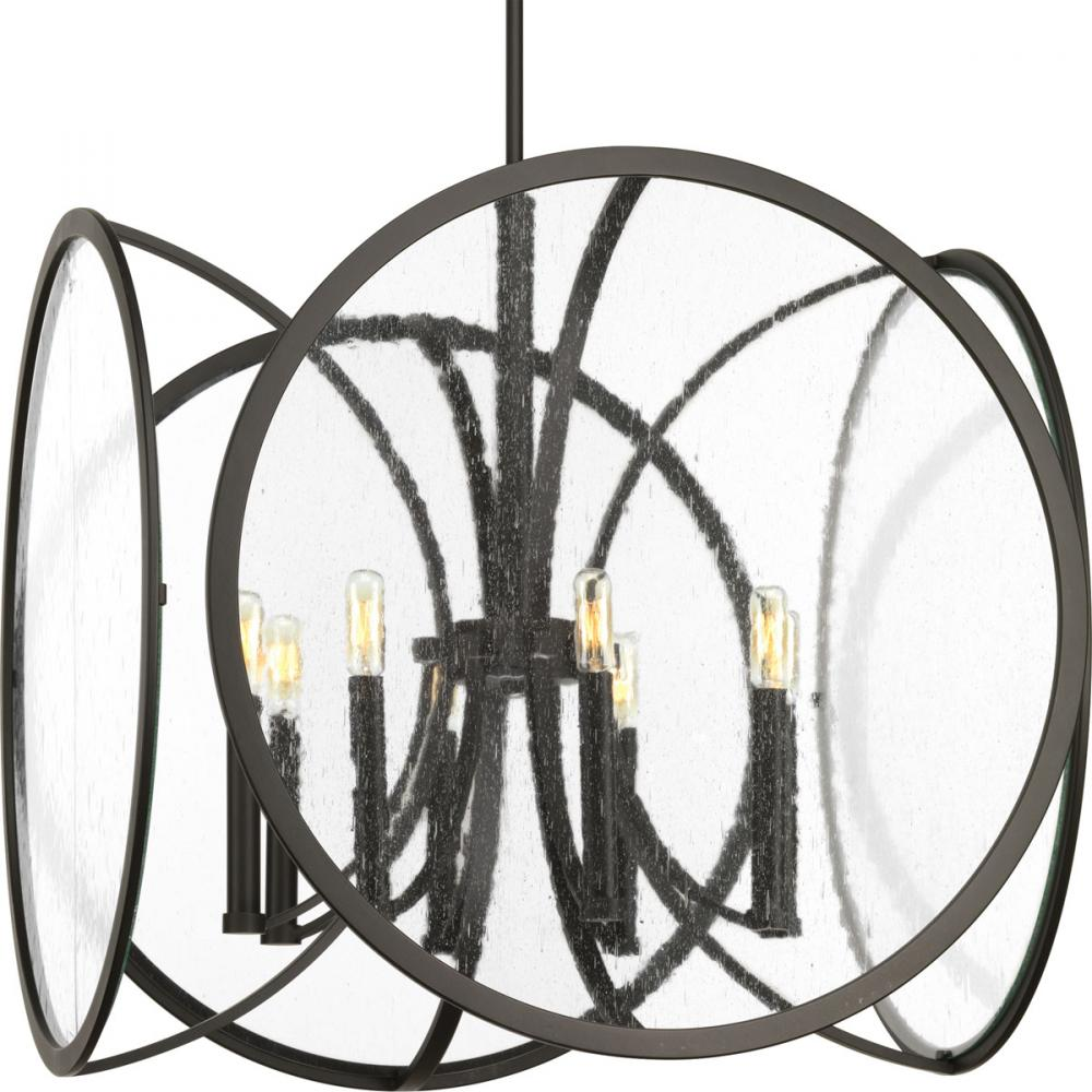 Captivate Collection Eight Light Foyer Ahzup Garbe S