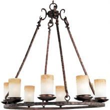 Maxim 10976WSOI - Notre Dame-Single-Tier Chandelier
