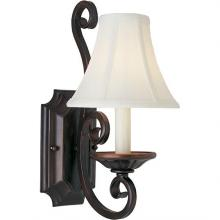 Maxim 12217OI - Manor 1-Light Wall Sconce