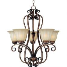 Maxim 22245WSPD - Fremont-Single-Tier Chandelier
