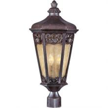 Maxim 40170NSCU - Lexington VX 3-Light Outdoor Pole/Post Lantern