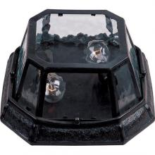 Maxim 40269WGOB - Garden VX-Outdoor Flush Mount