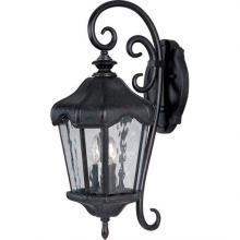 Maxim 40274WGOB - Garden VX 3-Light Outdoor Wall Lantern