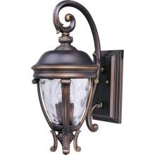 Maxim 41424WGGO - Camden VX 2-Light Outdoor Wall Lantern
