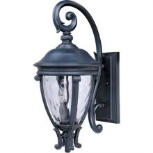 Maxim 41425WGBK - Camden VX-Outdoor Wall Mount