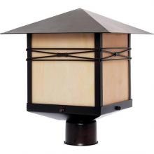 Maxim 8044IRBU - Inglenook-Outdoor Pole/Post Mount