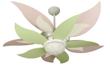 "Craftmade K10367 - Bloom 52"" Ceiling Fan Kit in White"