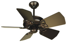 "Craftmade K10741 - Piccolo 30"" Ceiling Fan Kit in Oiled Bronze"