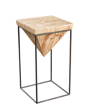Kenroy Home 65078WDGSM - Wood Stand Small
